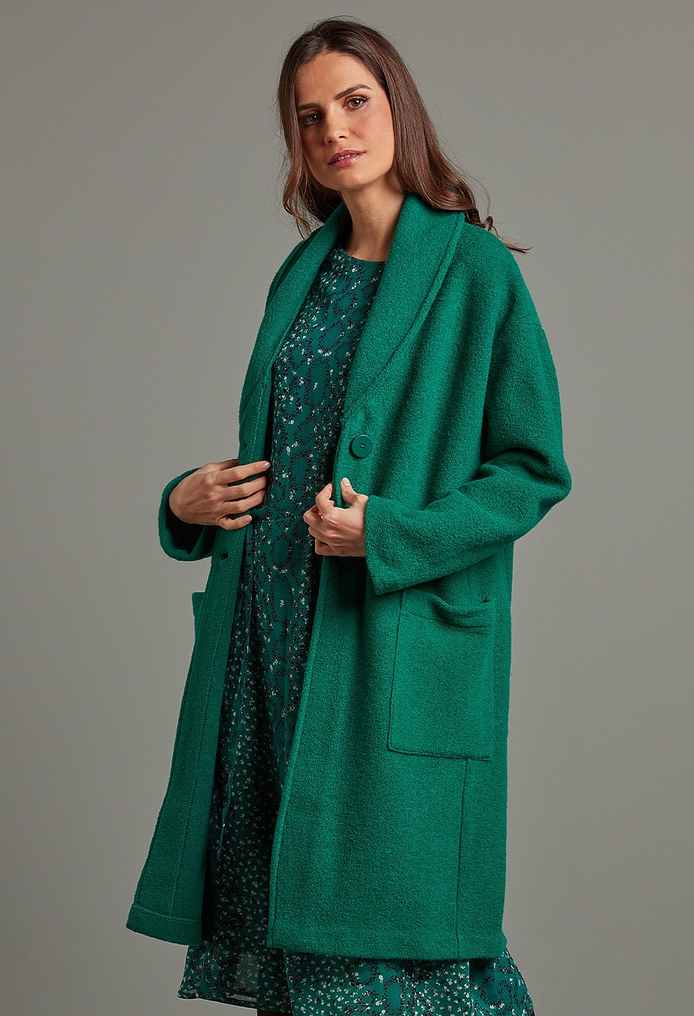 Marlow Wool Coat main image
