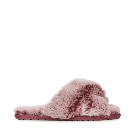 EMU Australia Mayberry Frost Slider Slipper - Orange
