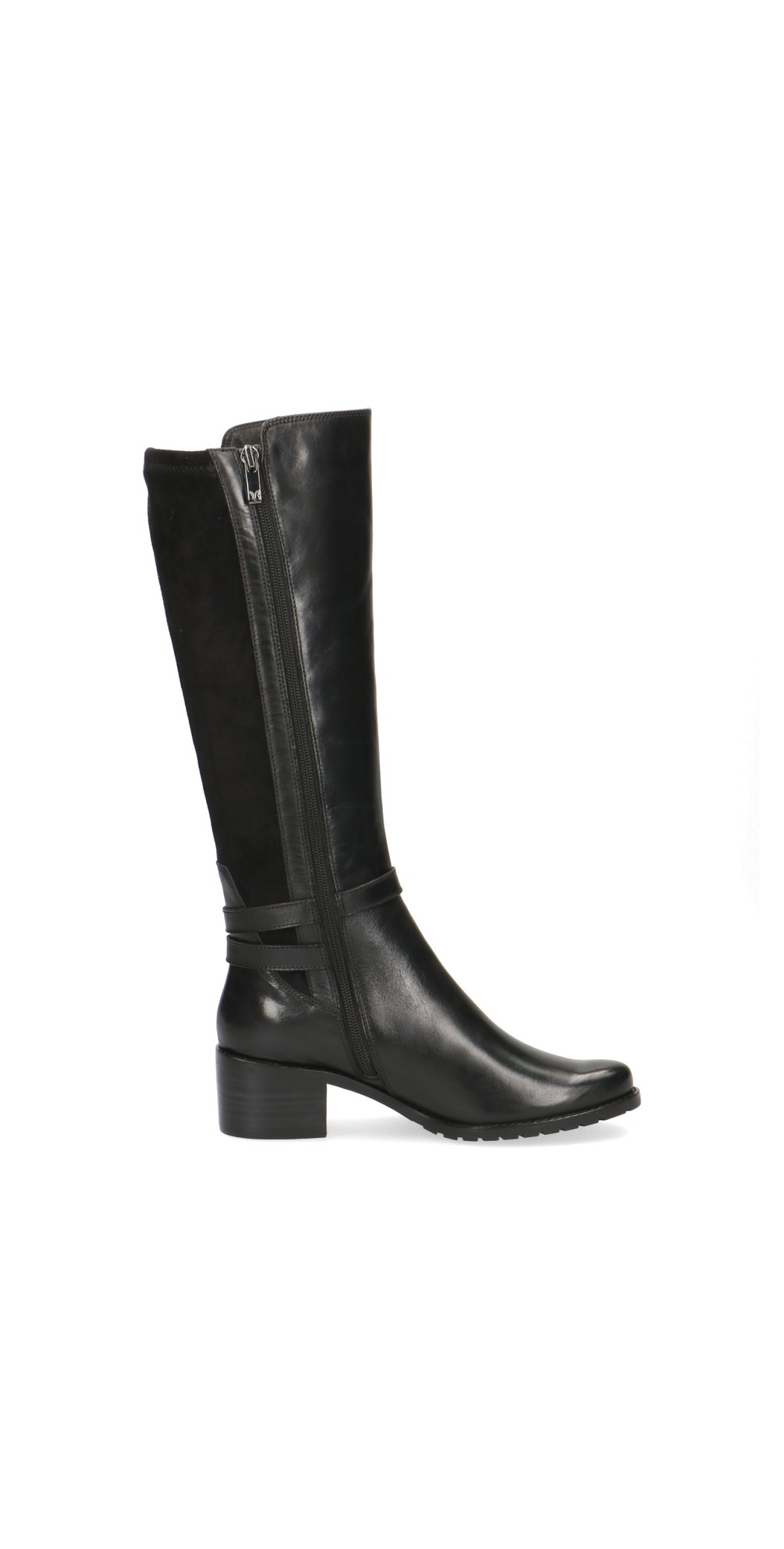 Fiona Premium Collection Generous Calf Fitting Long Boot main image
