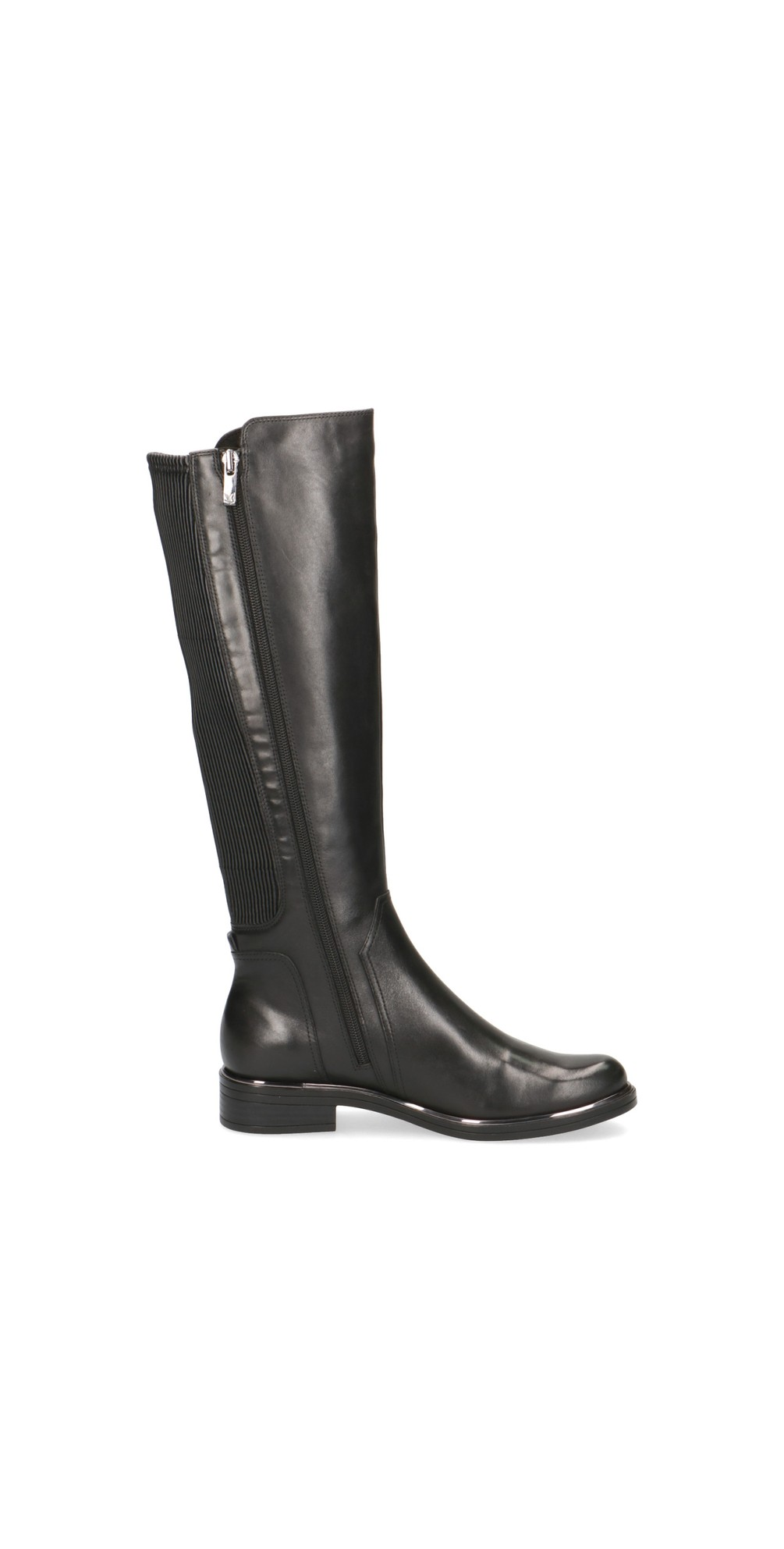 Joleen Generous Calf Fitting Leather Boot main image