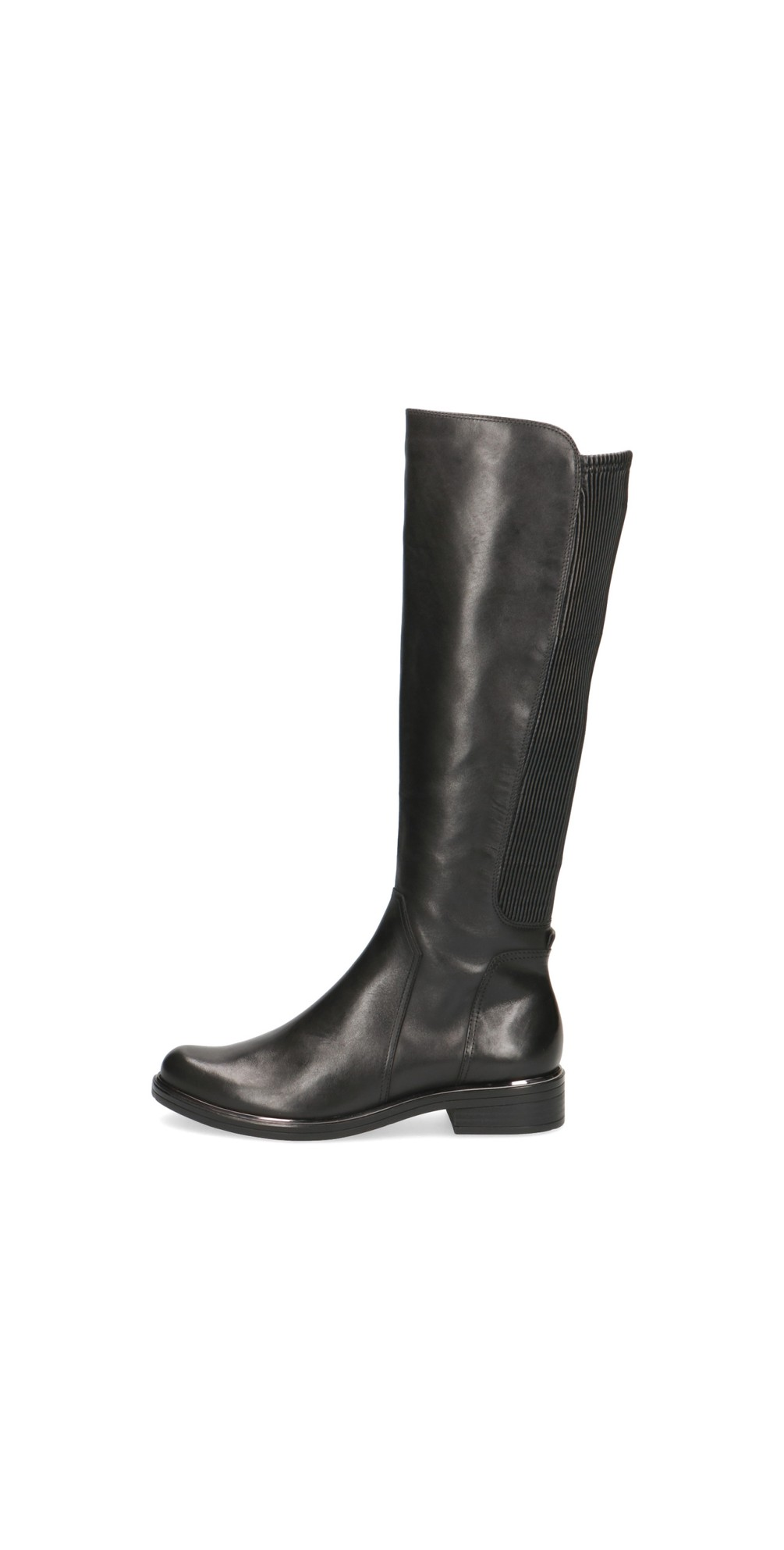 Joleen Generous Calf Fitting Leather Boot main image