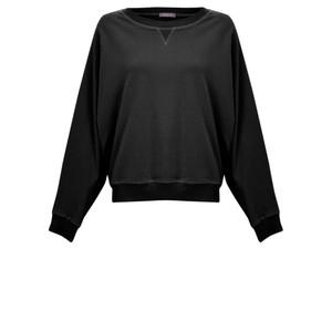 Chalk Daisy Plain Batwing Sweatshirt
