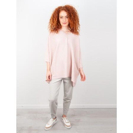 Chalk Clara Jumper - Pink