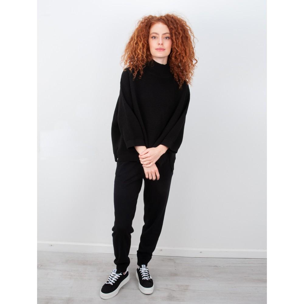 Chalk Vicki Jumper Black