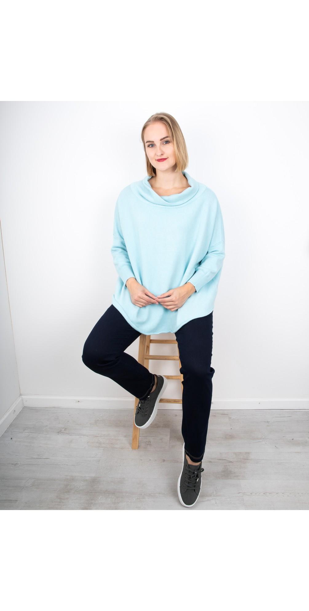 Vera Oversized Knit Jumper main image