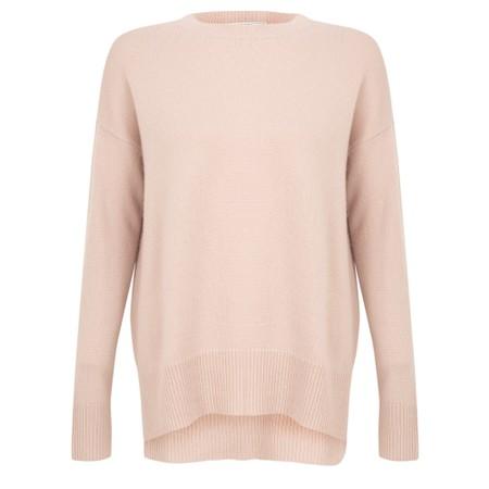 Van Kukil Cashmere Soft Cable Knit jumper - Grey