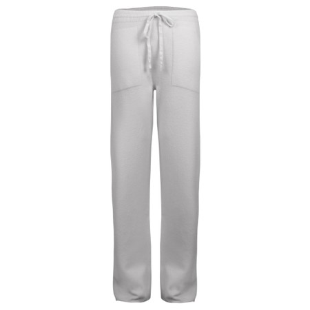 Amazing Woman  Jogger Supersoft Knit Wide Leg Lounge Pant  - Metallic