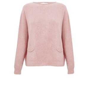 Amazing Woman  Jodie Front Pocket Supersoft Knit Jumper