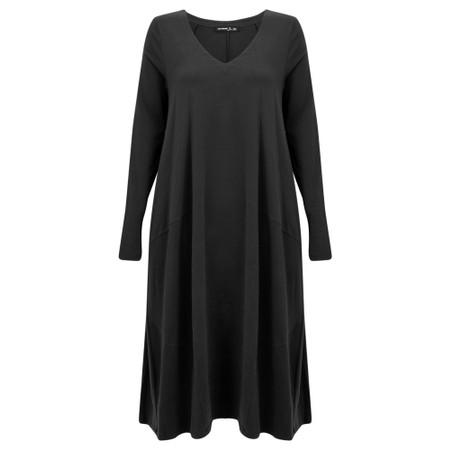 Mes Soeurs et Moi Hiphop Jersey Dress - Black