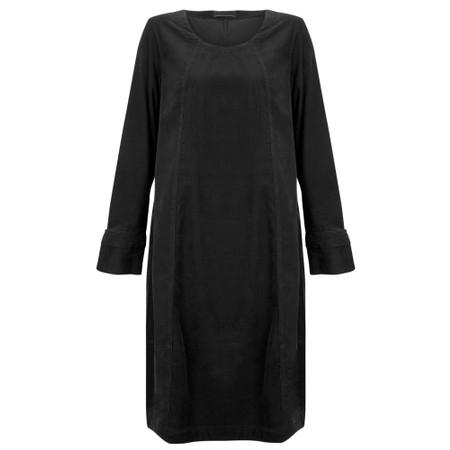 Mes Soeurs et Moi Always Velour 28 Wales Dress - Black