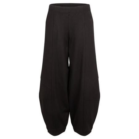 Mes Soeurs et Moi Mollo Jersey Trouser - Black