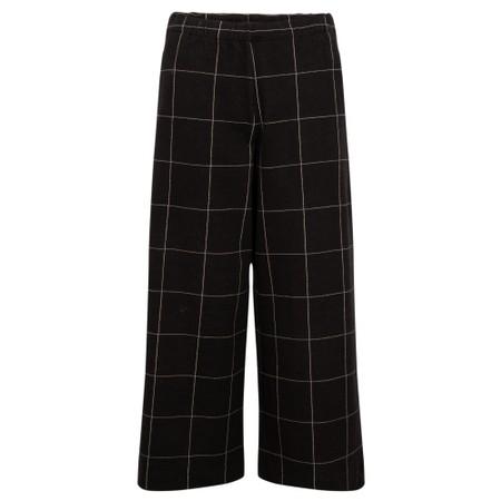 Mes Soeurs et Moi Luxor Check Trouser - Grey