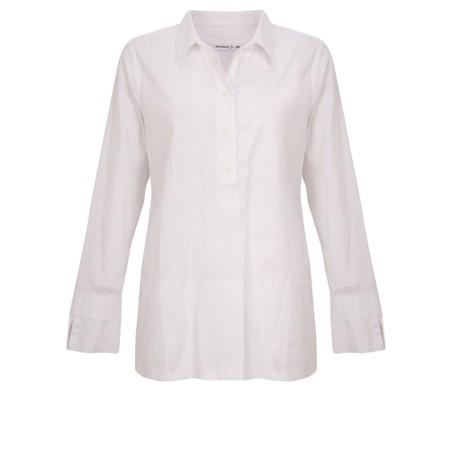 Mes Soeurs et Moi Cake White Shirt - White