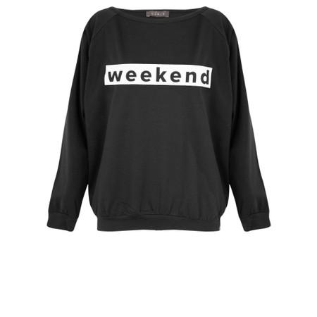 Chalk Holly Weekend Top - Beige