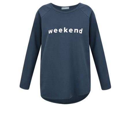 Chalk Gemini Exclusive ! Tasha Weekend Top - Blue