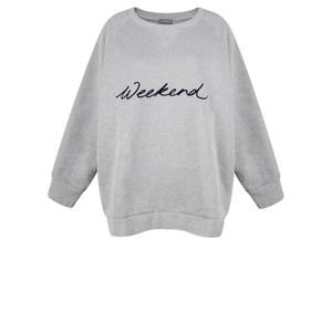Chalk Ruby Weekend Sweatshirt