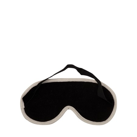 Chalk Home Sleep Mask Supersoft Jersey with Lavender - Blue