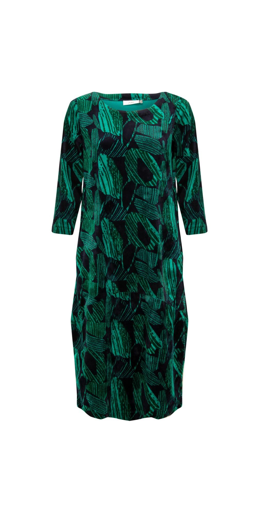 Elodie Velour Dress main image