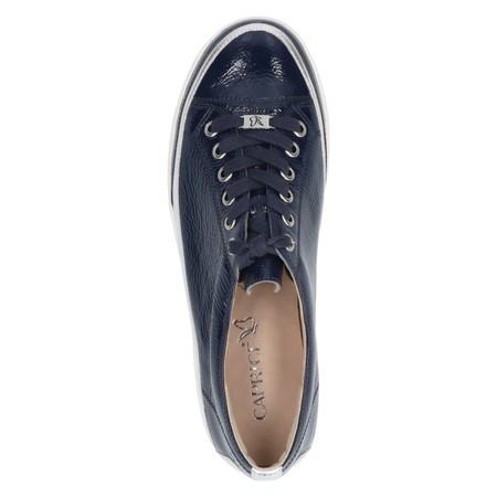 Caprice Footwear Louisa Trainer Shoe - Blue