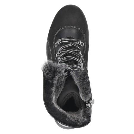 Caprice Footwear Luuka Hiker Boot  - Black