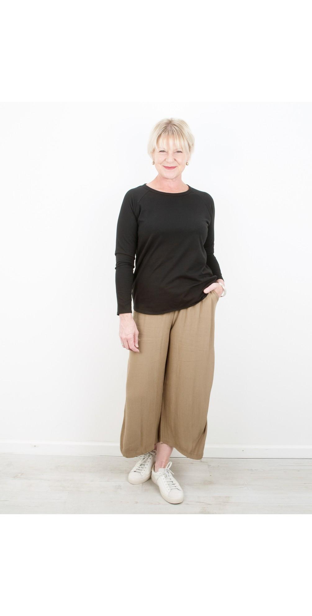 Wide Leg Trouser main image