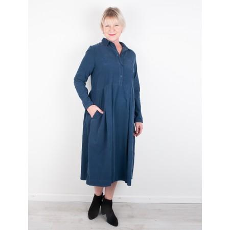 Mes Soeurs et Moi Album Velours 28 Wales Dress - Blue