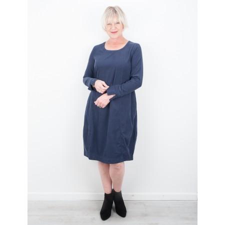 Mes Soeurs et Moi Always Velour 28 Wales Dress - Blue