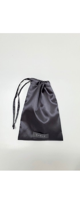 Chalk Home Liz Luxury Faux Fur Sleep Mask Off White