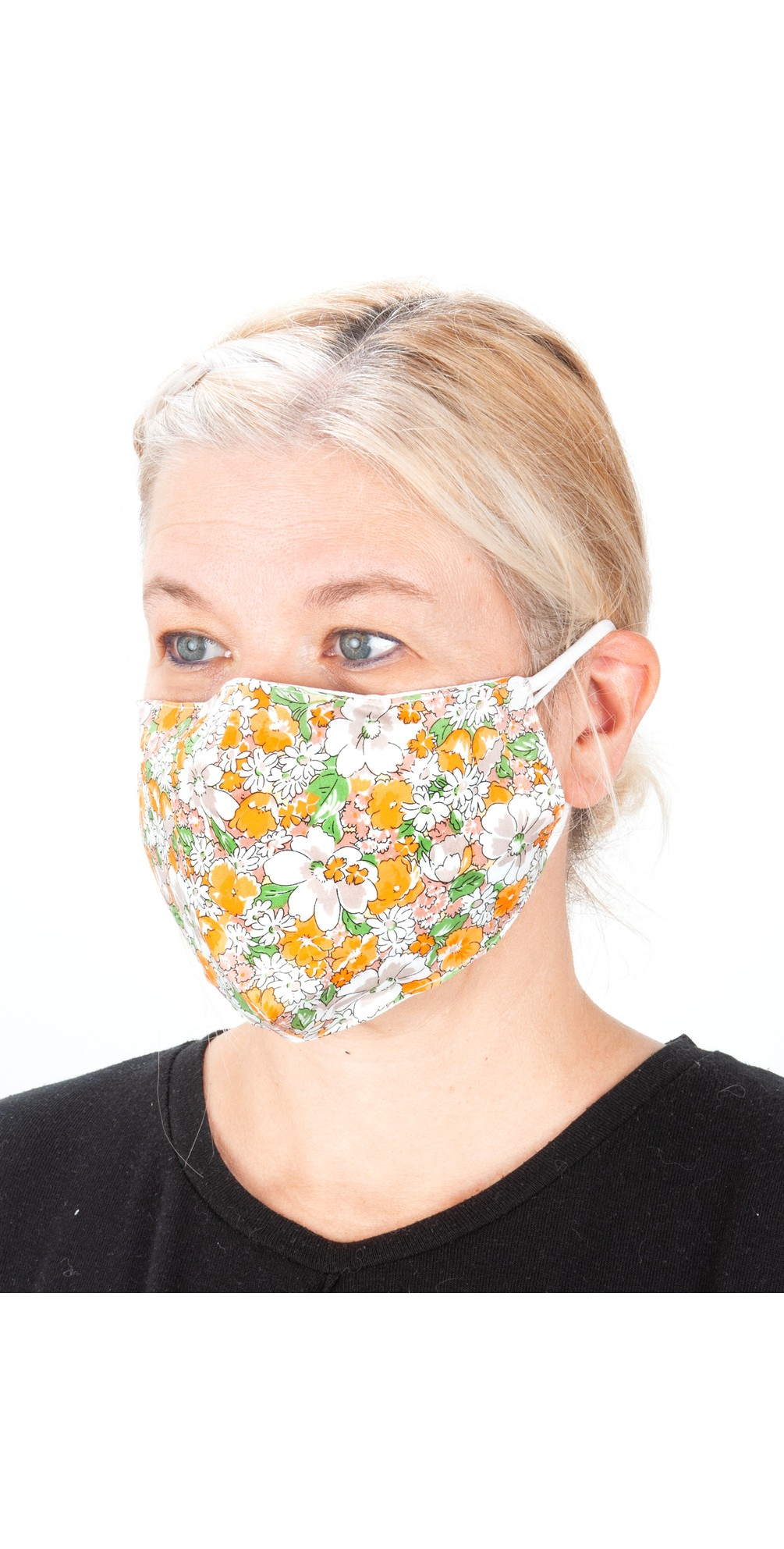 Floral Face mask  main image