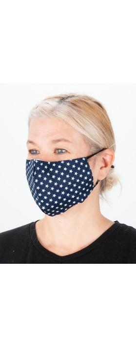 Jayley Star Face mask MKD14A-07 F BLUE STAR