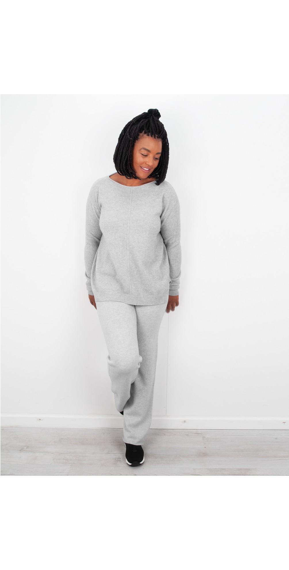 Jogger Supersoft Knit Wide Leg Lounge Pant  main image