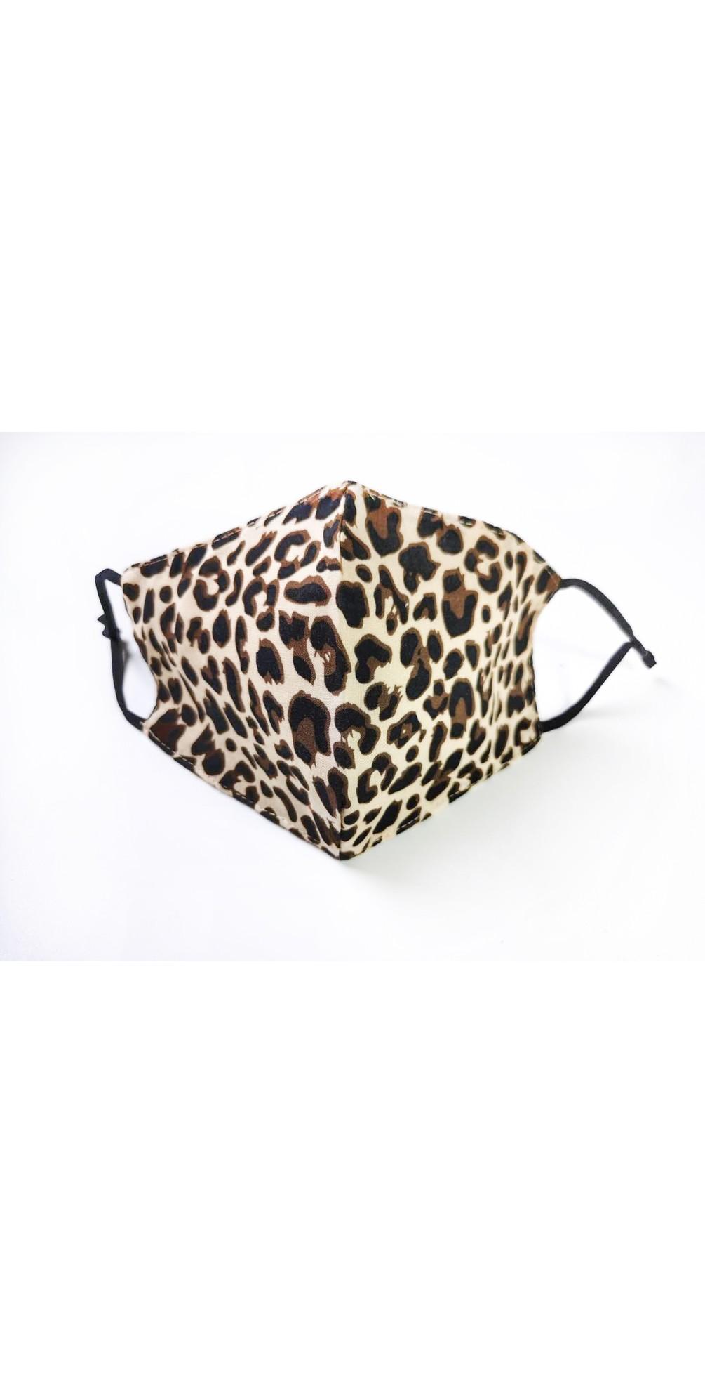 Leopard Print Face mask main image
