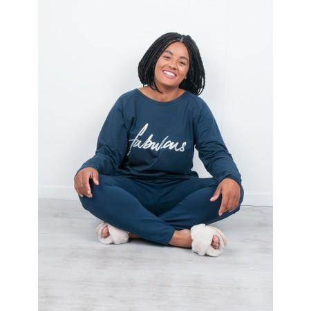 Chalk Gemini Exclusive ! Robyn Fabulous Top - Blue