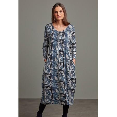 Adini Georgia Dress - Blue