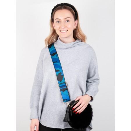 Kris-Ana Greta Bag Strap - Blue