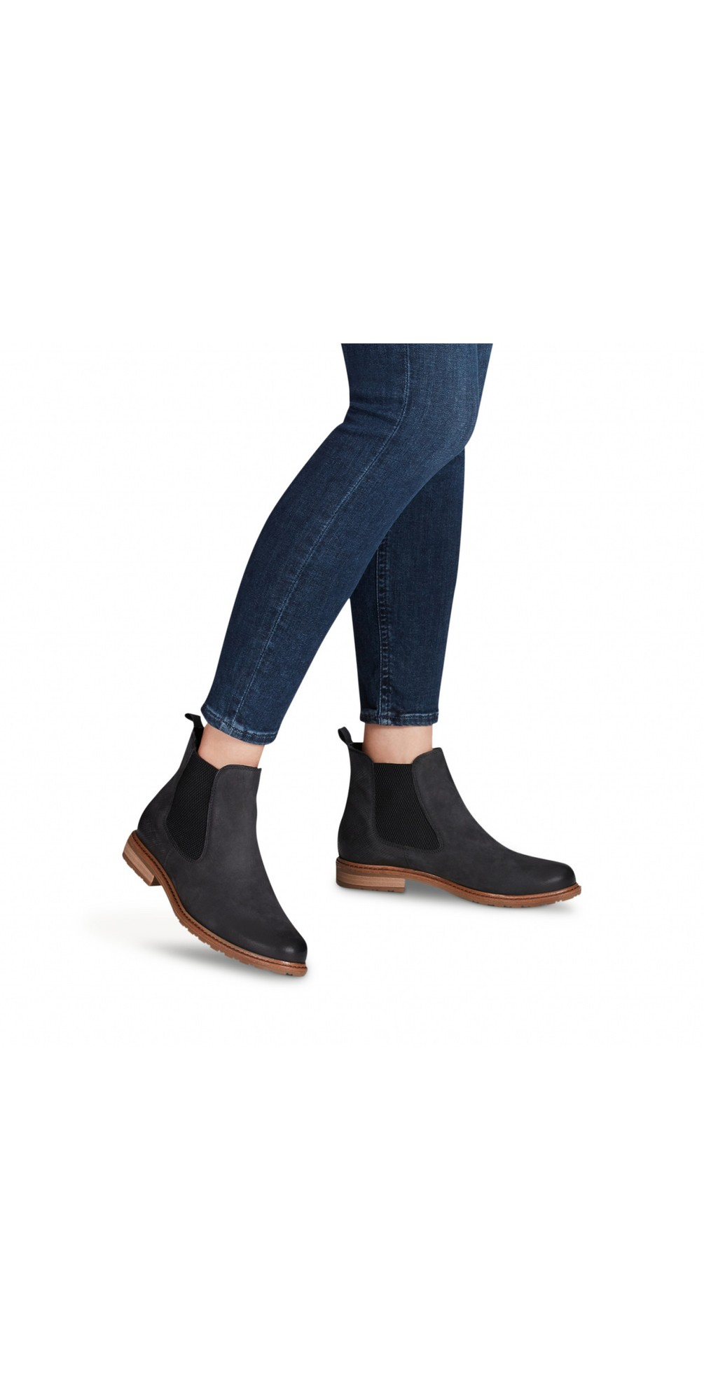 Belin Leather Chelsea Boot main image