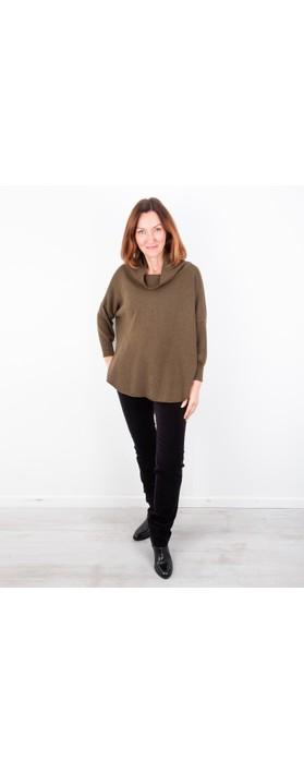 Amazing Woman  02 Velvet Straight Leg Jean Aubergine