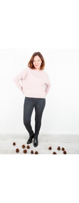 Amazing Woman Venus 12 Mid Rise Ankle Jean Grey