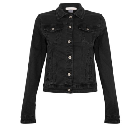 Amazing Woman Maree Western Jacket - Black