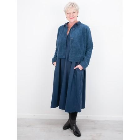Mes Soeurs et Moi Artemis Cord Jacket - Blue