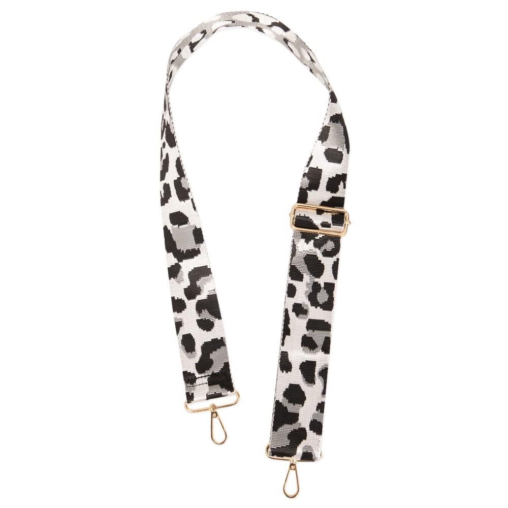 Kris-Ana Greta Bag Strap Cheetah Grey