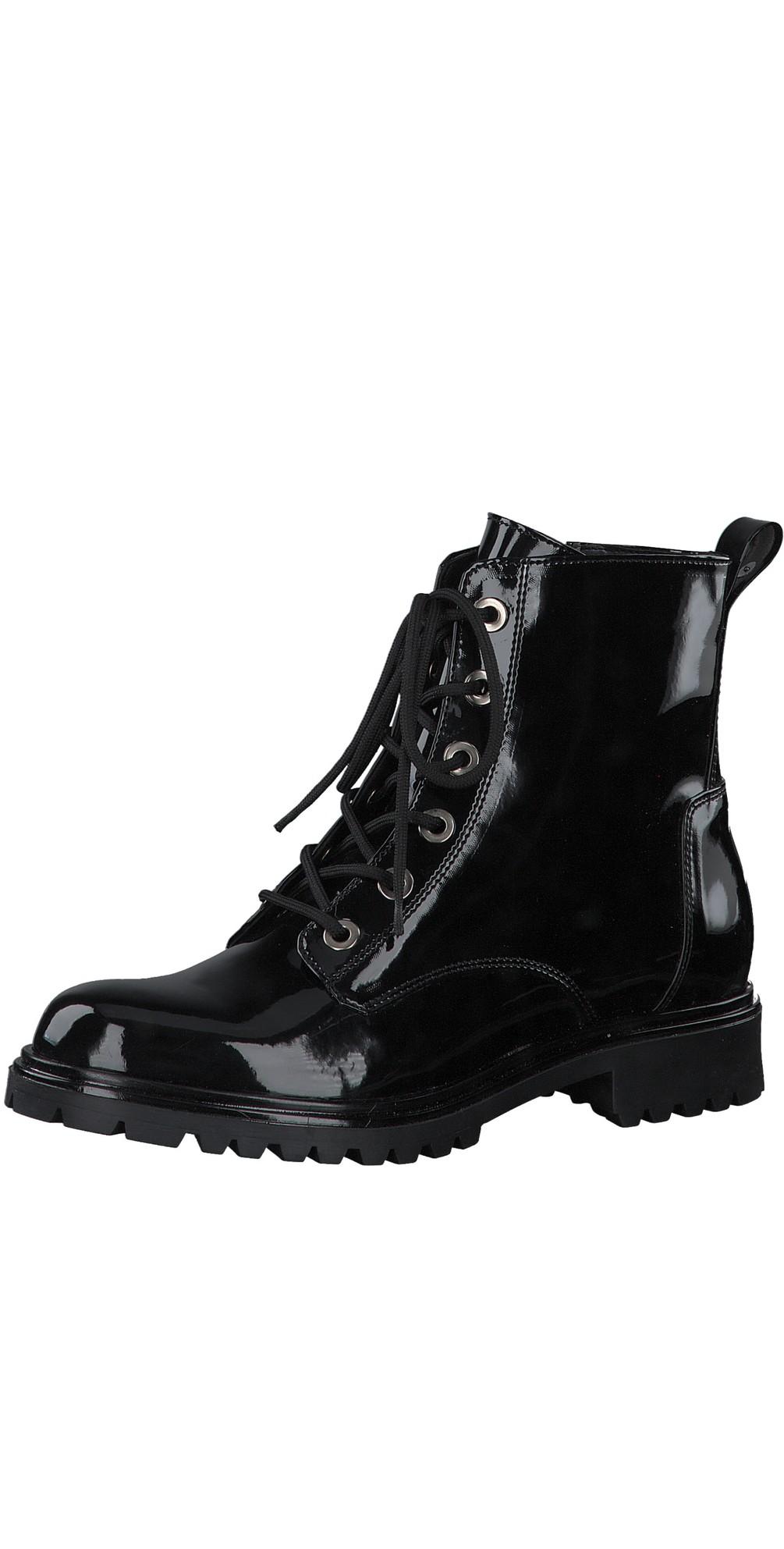 Soul Patent Combat Boot  main image