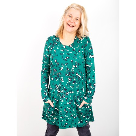 Adini Andrea Tunic with Pockets - Green