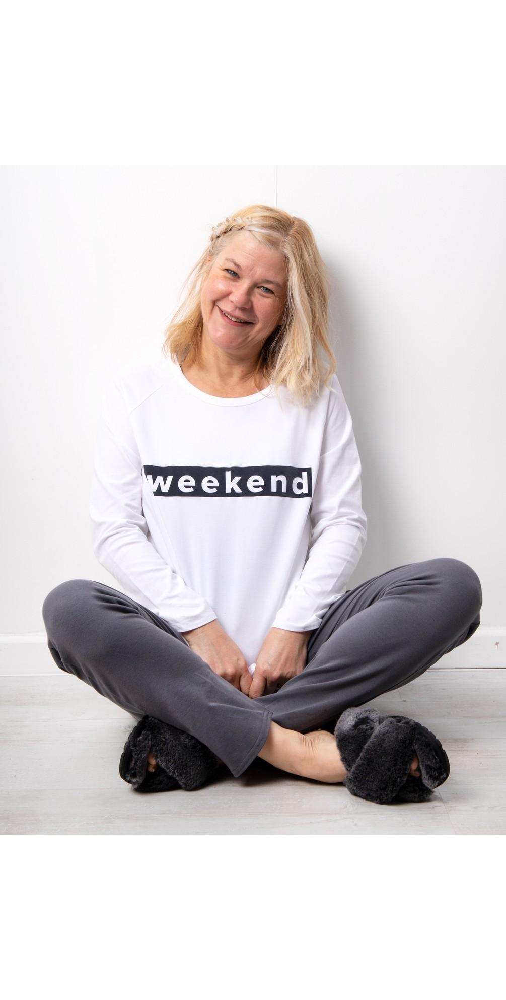 Holly Weekend Top main image