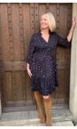 Luella Black  Celeste Moon & Star Dress