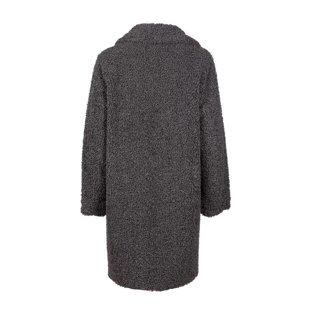 Frandsen Teddy Coat Graphite