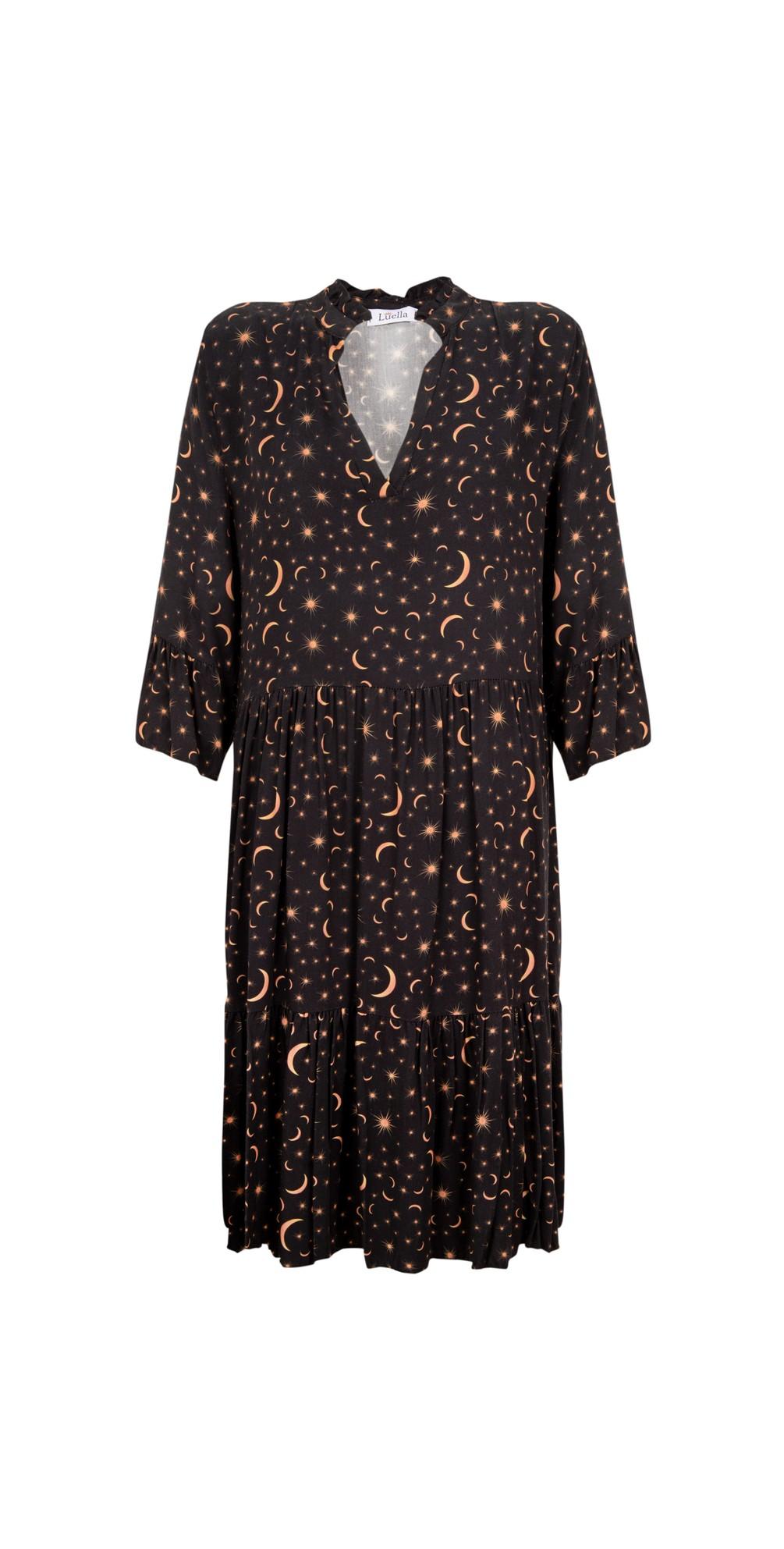 Celeste Moon & Star Dress  main image