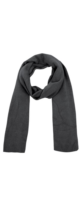 Amazing Woman Coby Supersoft Scarf Charcoal