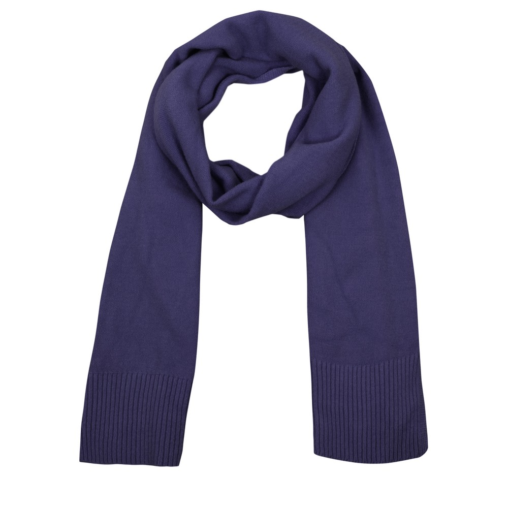 Amazing Woman Coby Supersoft Scarf Navy Bright Blu