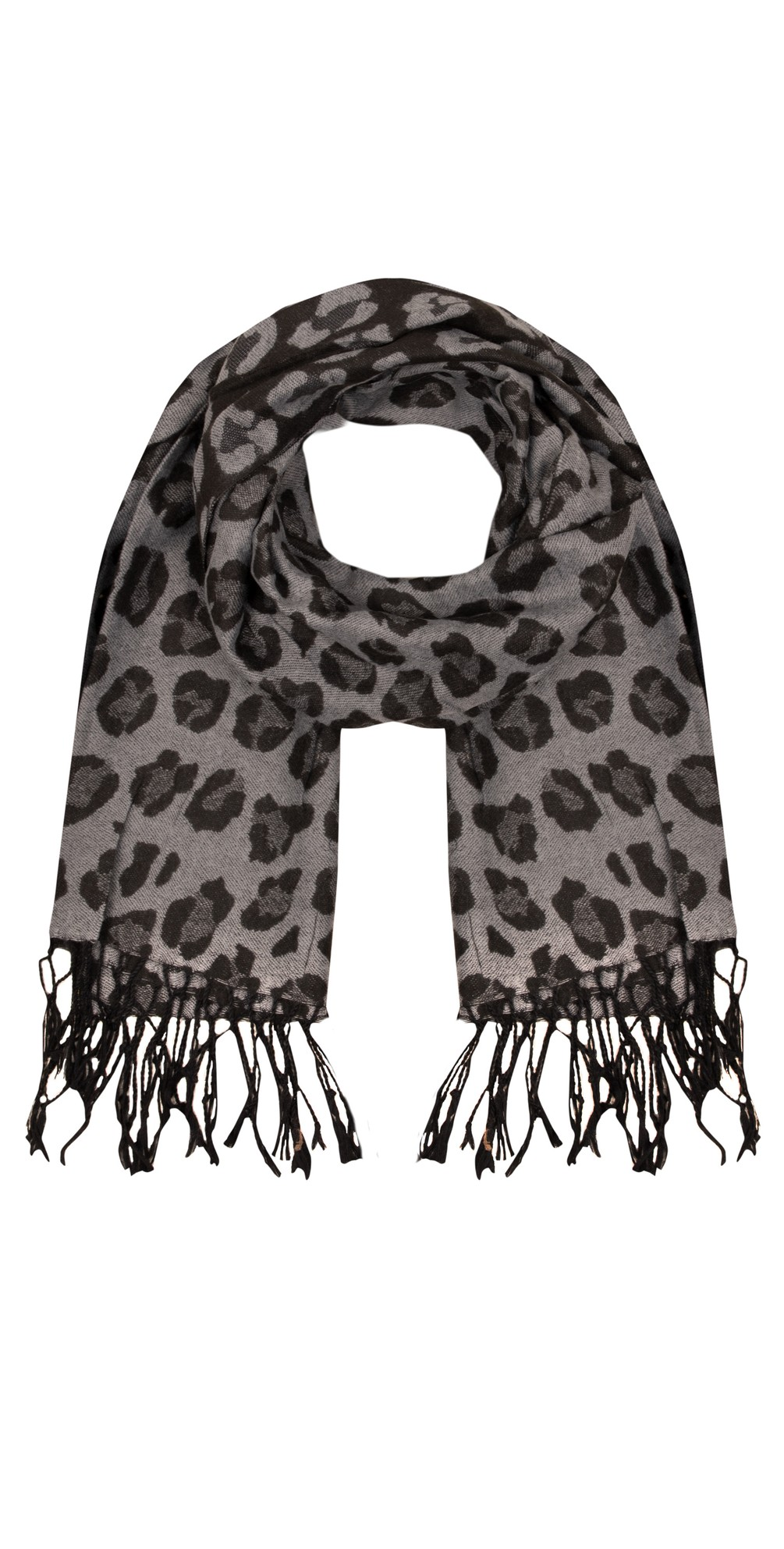Leopards Print Scarf main image